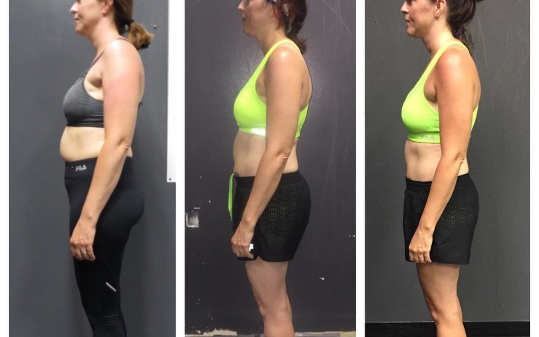 Angie's 12 Week Transformation